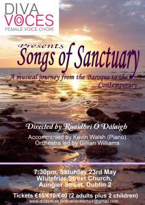 Songs of Sanctuary poster