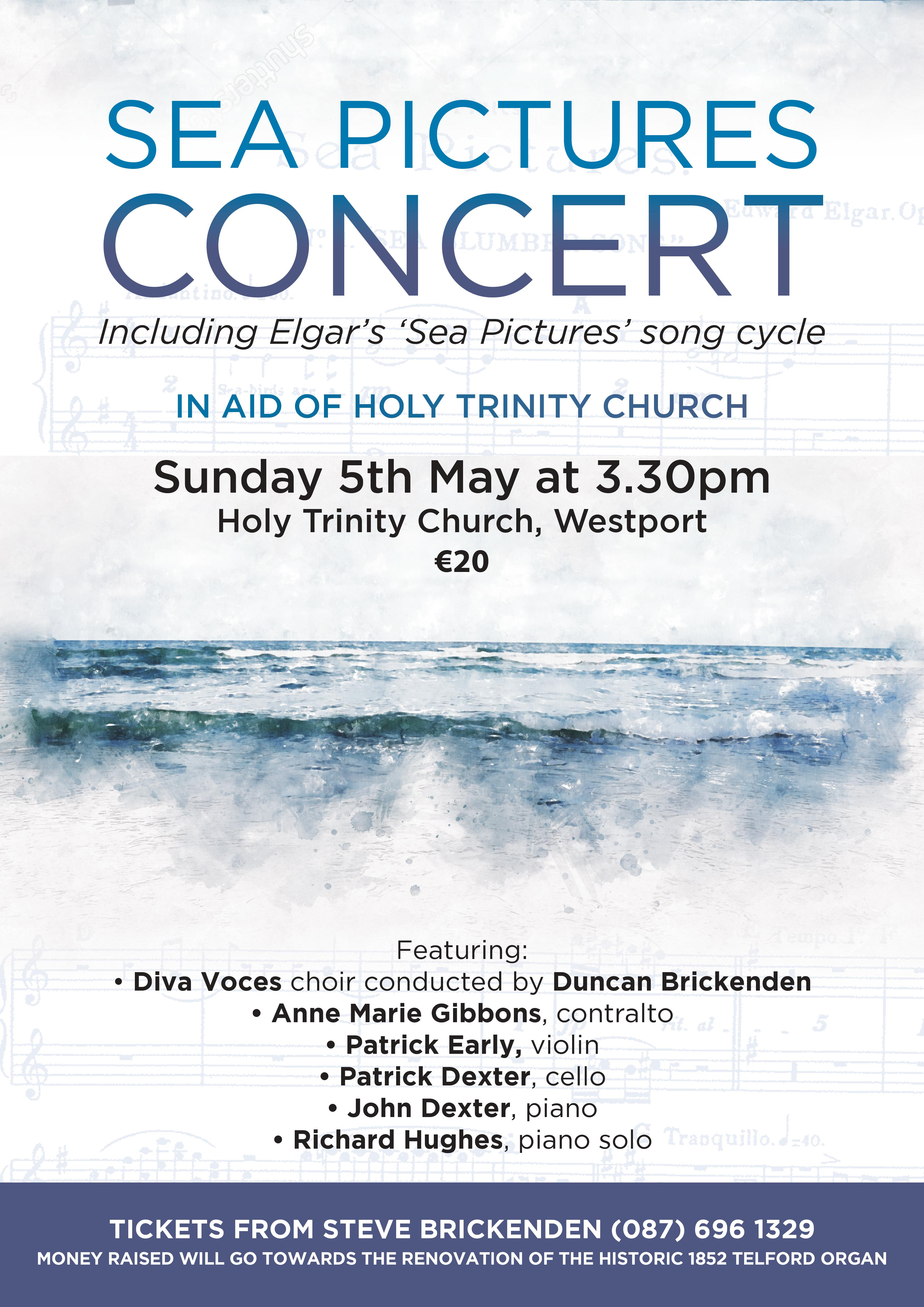 Westport Concert Poster